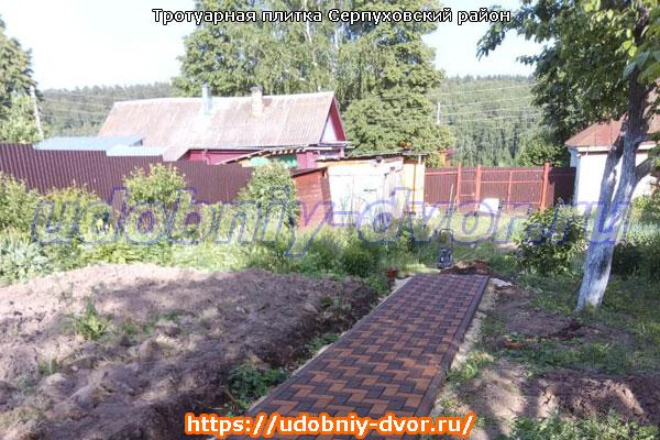 Мы обслуживаем все населённые пункты Серпуховского района Московской области