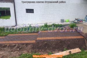 Производство и укладка тротуарной плитки в Ступинском районе