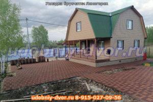 Мы обслуживаем практичски все населённые пункты Ясногорского района
