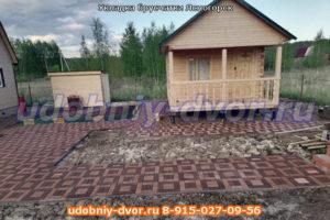 Производство и укладка брусчатки Ясногорский район Тульская область