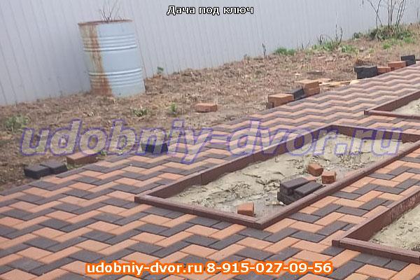 Дача под ключ в деревне Василево Ступинский городской округ
